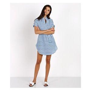 Faithfull the Brand Aaron Shirt Dress